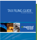Maple Leaf Short Duration Tax Filing Guide